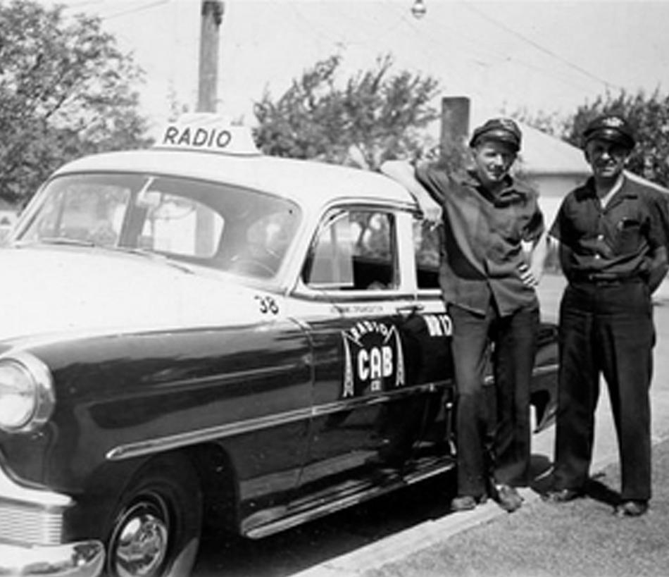 RADIO CAB HISTORY 1960-1979