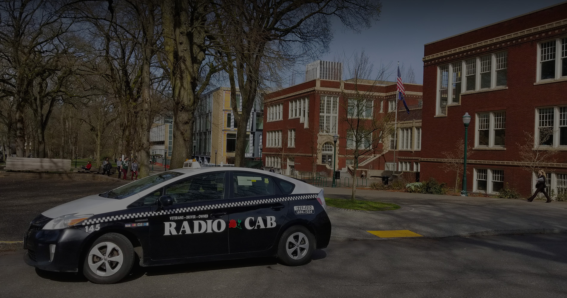 Portland Taxi Services Cabs to Airport Radio Cab Near Me