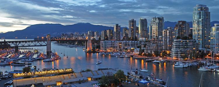 Vancouver Service Area